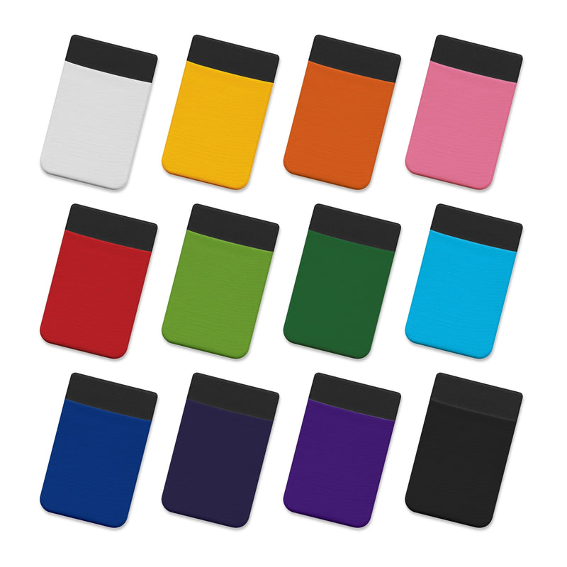 agogo Lycra Phone Wallet - Full Colour