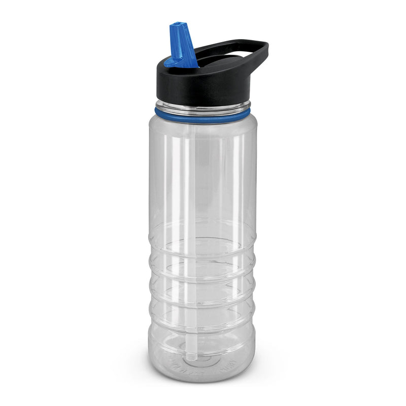agogo Triton Elite Bottle - Clear and Black