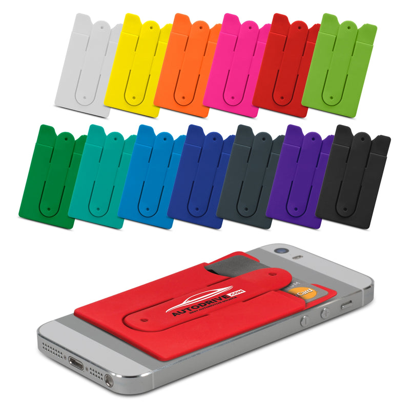 agogo Snap Phone Wallet - Indent