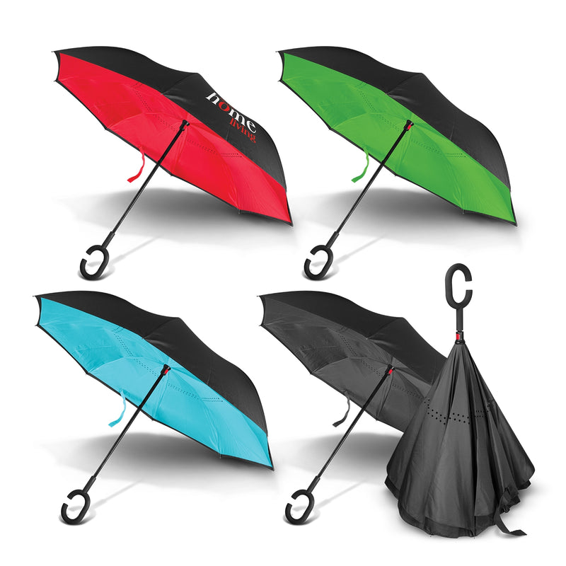 agogo Gemini Inverted Umbrella