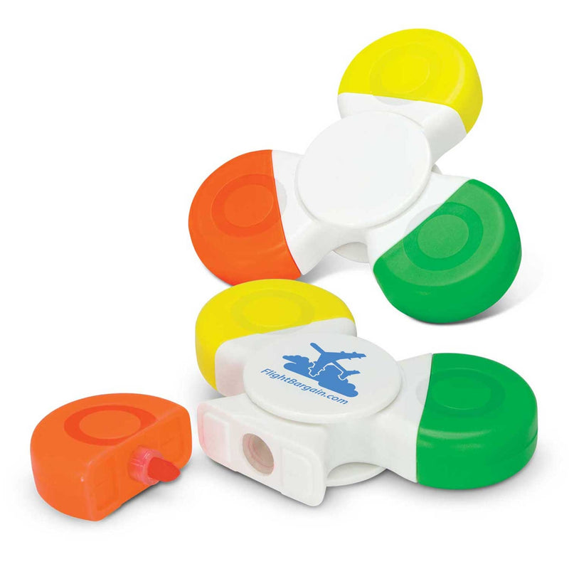 agogo Spinner Highlighter