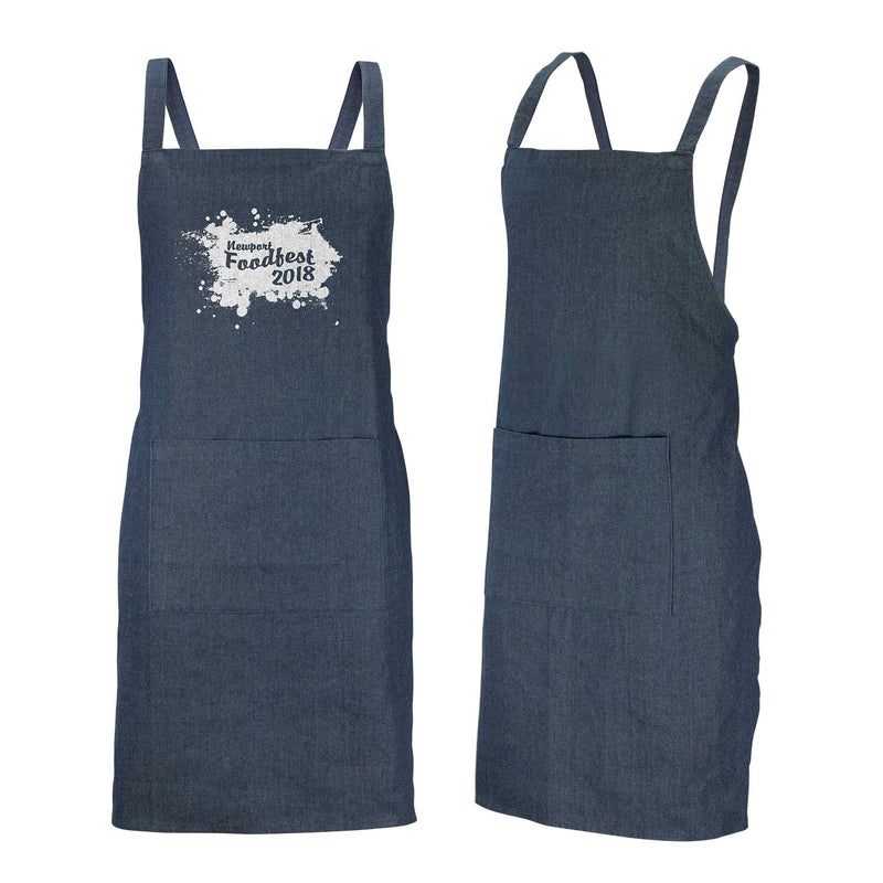 agogo Carolina Denim Apron