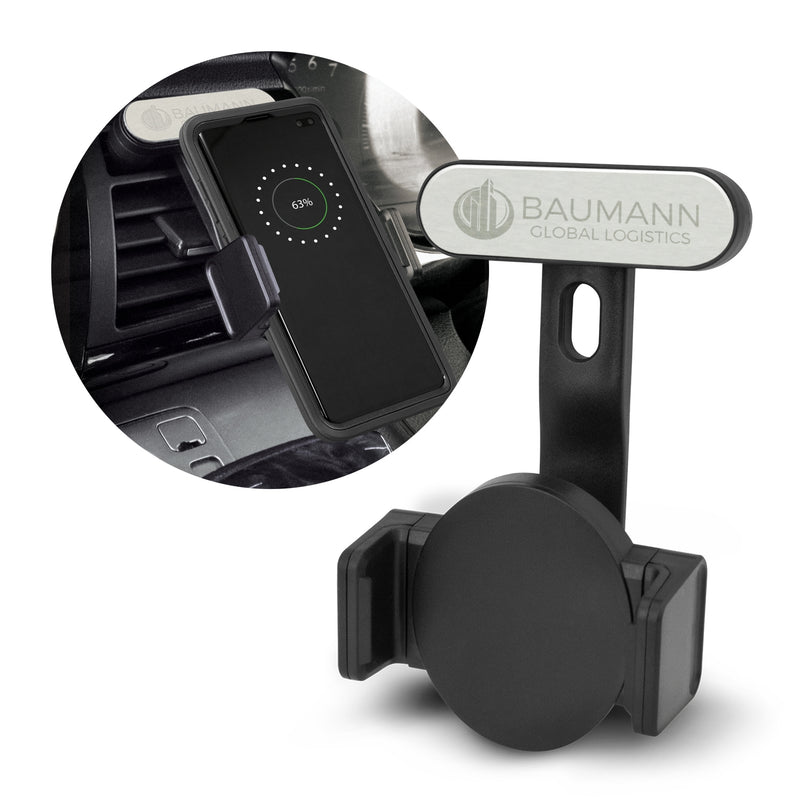agogo Zamora Wireless Charging Phone Holder