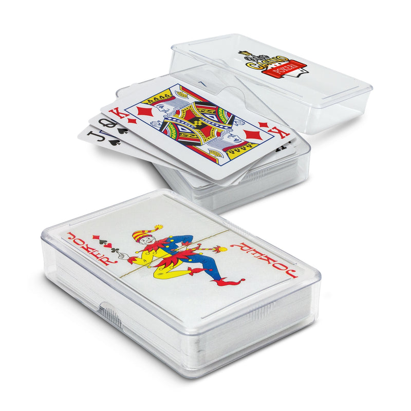 agogo Saloon Playing Cards