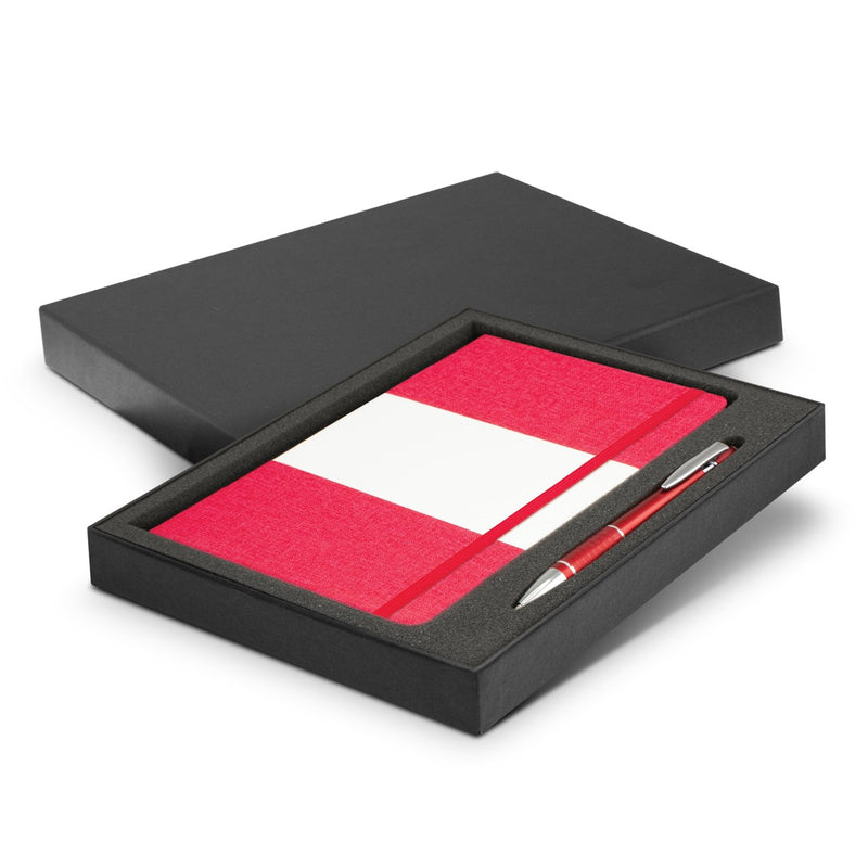 agogo Alexis Notebook and Pen Gift Set