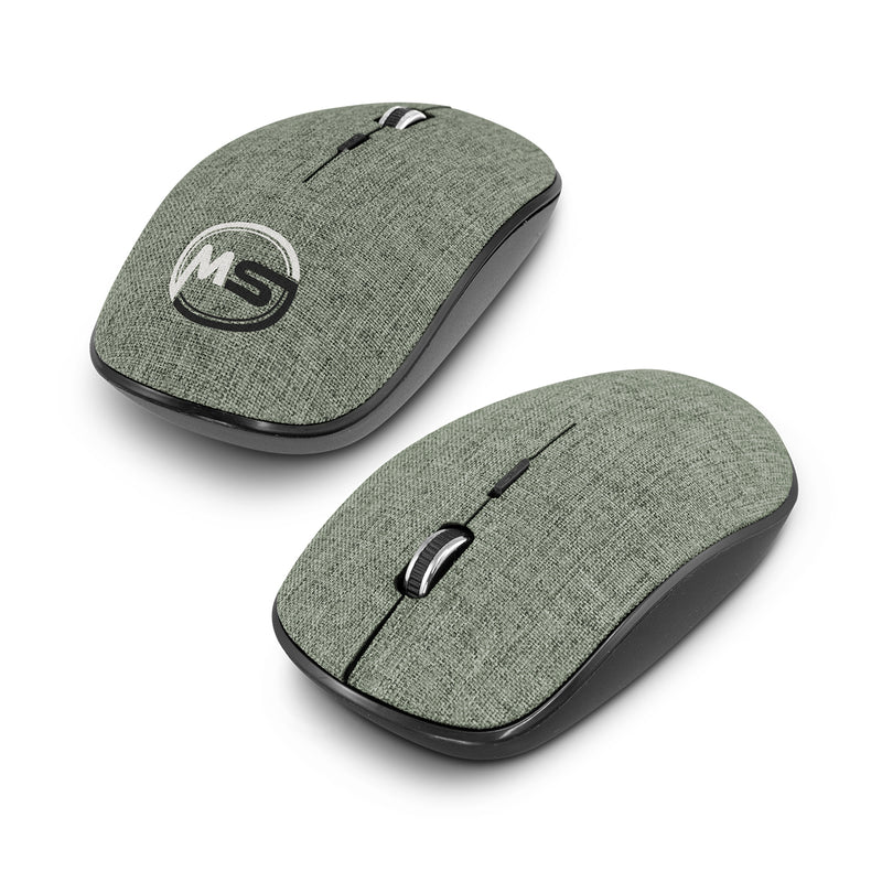 agogo Greystone Wireless Travel Mouse