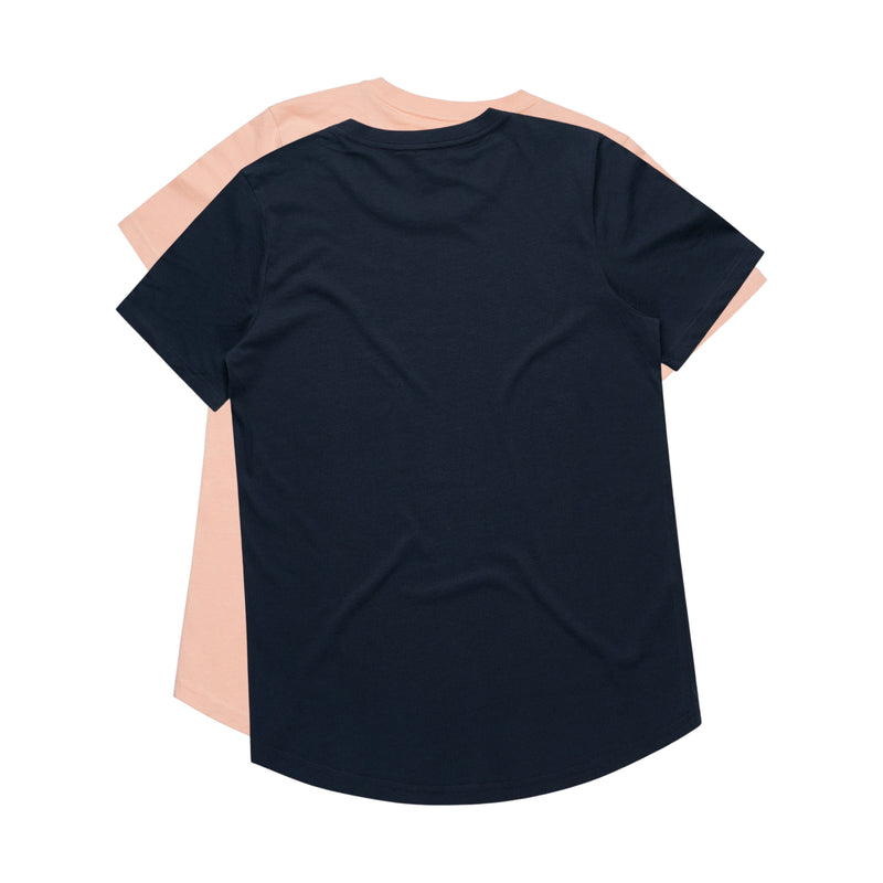 AS Colour Womens Drop Tee
