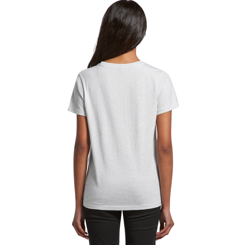 AS Colour Womens Maple Marle Tee