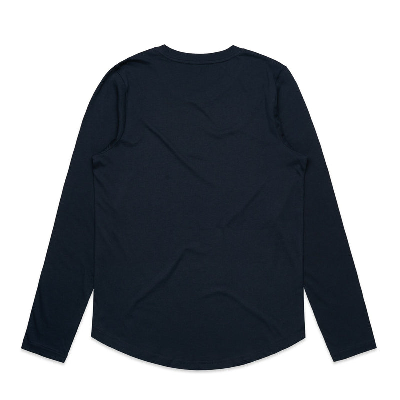 AS Colour Womens Curve L/S Tee