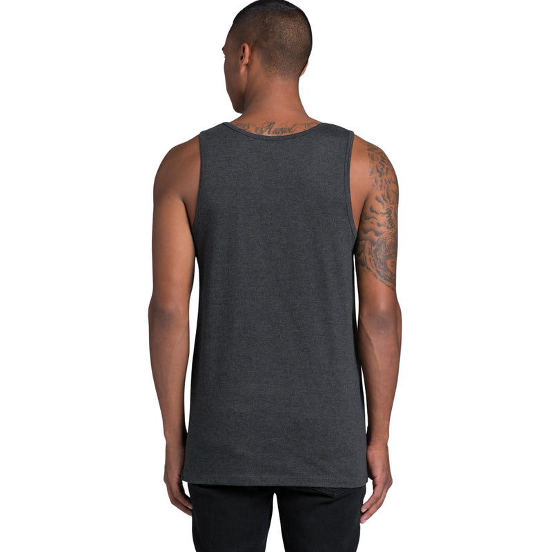 AS Colour Mens Lowdown Singlet