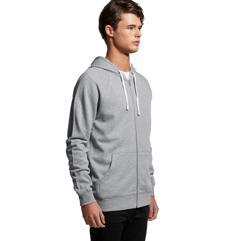 AS Colour Mens Premium Zip Hood