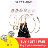 peacock Vintage Tassel Acrylic Earrings For Women Bohemian Earrings Set Big Dangle Drop Earring  Female Fashion Jewelry.
