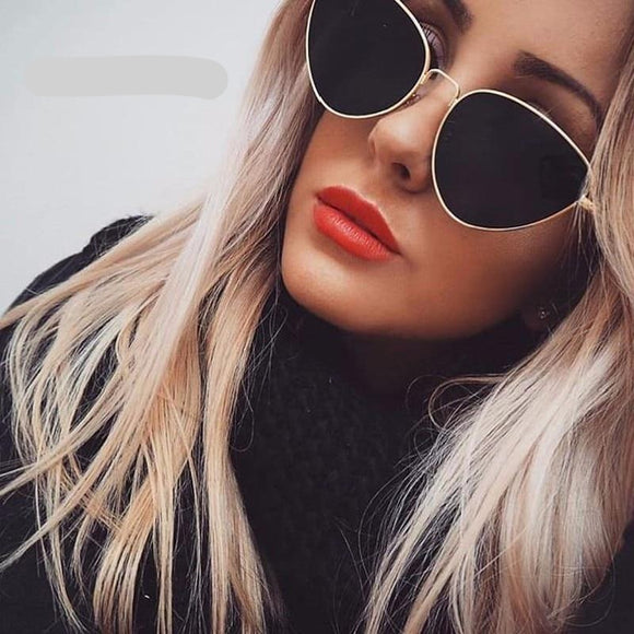 Peacock Vintage Cat Eye Sunglasses Women Vintage Red Black Sun Glasses Female Ladies Cateyes Sunglass .