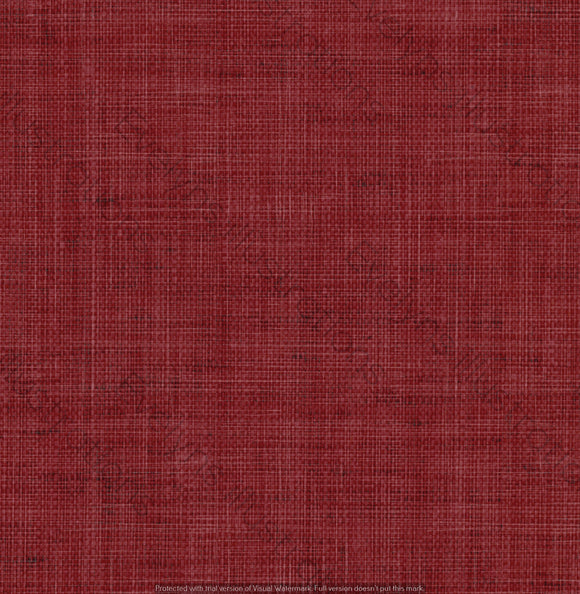 Illustrated Pattern Digital Download - Non Exclusive | Burgundy Wine Red | Hessian Effect
