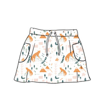 Load image into Gallery viewer, PNG Skirt with Pockets Mock up