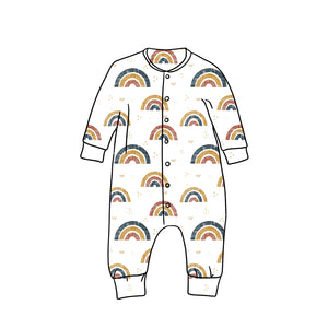 PNG & JPEG image Button Front Sleep Suit Mock up - Evelyns Illustrations