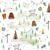 Digital Download -  Non exclusive | Wild One Birthday |  11.4 by 11.4 inches