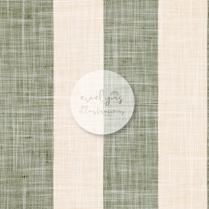 Digital Download - Non Exclusive | Medium Scale | Olive Blue Stripes Textured | 6 by 6 inches (1.5 inch stripe width)