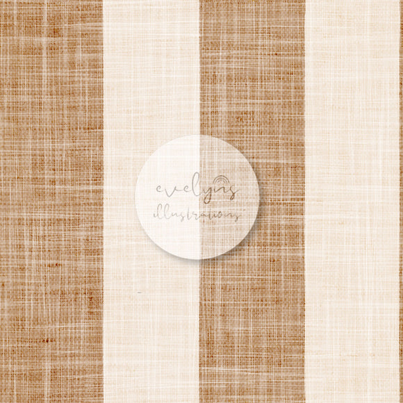 Digital Download - Non Exclusive | Medium Scale | Sand Stripes Textured | 6 by 6 inches (1.5 inch stripe width)