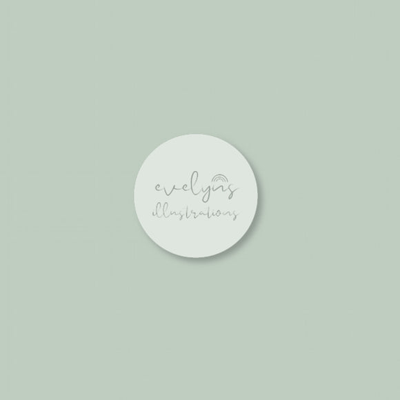 Digital Download - Solid Colour | Mint Green