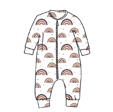 Load image into Gallery viewer, PNG Zipped Sleepsuit Mock up (43)