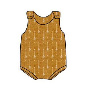 PNG & JPEG image Shortie Romper Mock up - Evelyns Illustrations