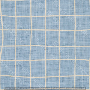 Digital Download - Non Exclusive | Medium Scale | Denim Light Blue | Square Grid | 6 by 6 inches