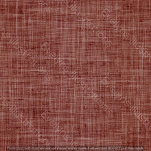 Load image into Gallery viewer, Repeat Illustrated Pattern Digital Download - Non Exclusive | Rust | Hessian Effect | Medium Scale | 6 by 6 inches - Evelyns Illustrations