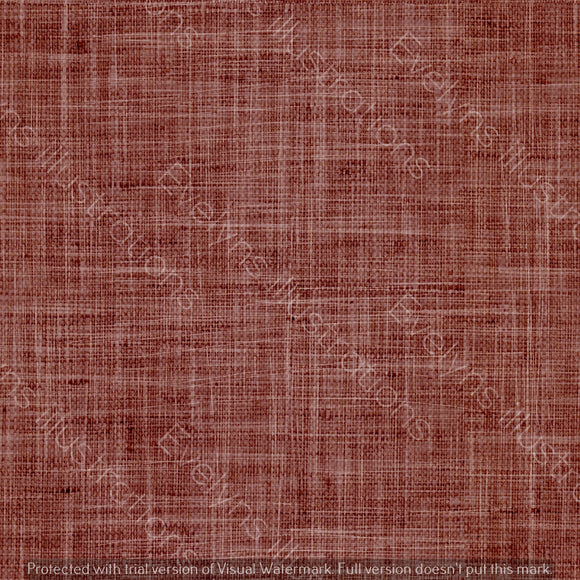 Repeat Illustrated Pattern Digital Download - Non Exclusive | Rust | Hessian Effect | Medium Scale | 6 by 6 inches - Evelyns Illustrations