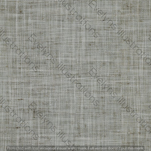 Repeat Illustrated Pattern Digital Download - Non Exclusive | Medium Grey | Hessian Effect | Medium Scale | 6 by 6 inches - Evelyns Illustrations