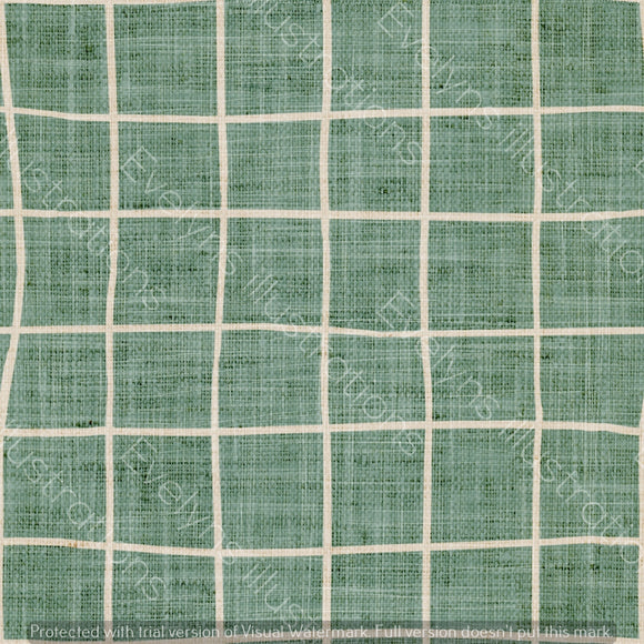 Digital Download - Non Exclusive | Medium Scale | Olive | Square Grid | 6 by 6 inches