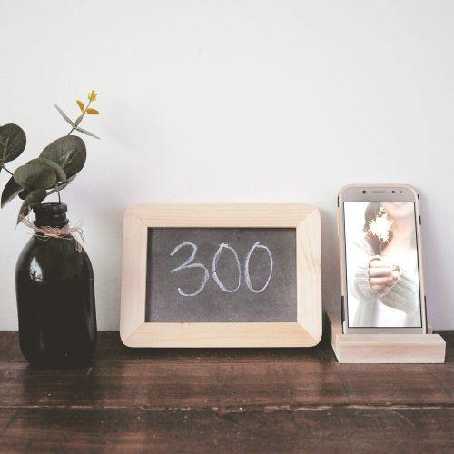 300 Sales and a Birthday! - Woodyoubuy