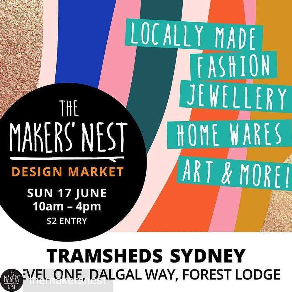 Woodyoubuy will be at The Maker's Nest! - Woodyoubuy