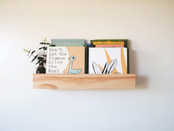 Kids Bookcase (pine wood)