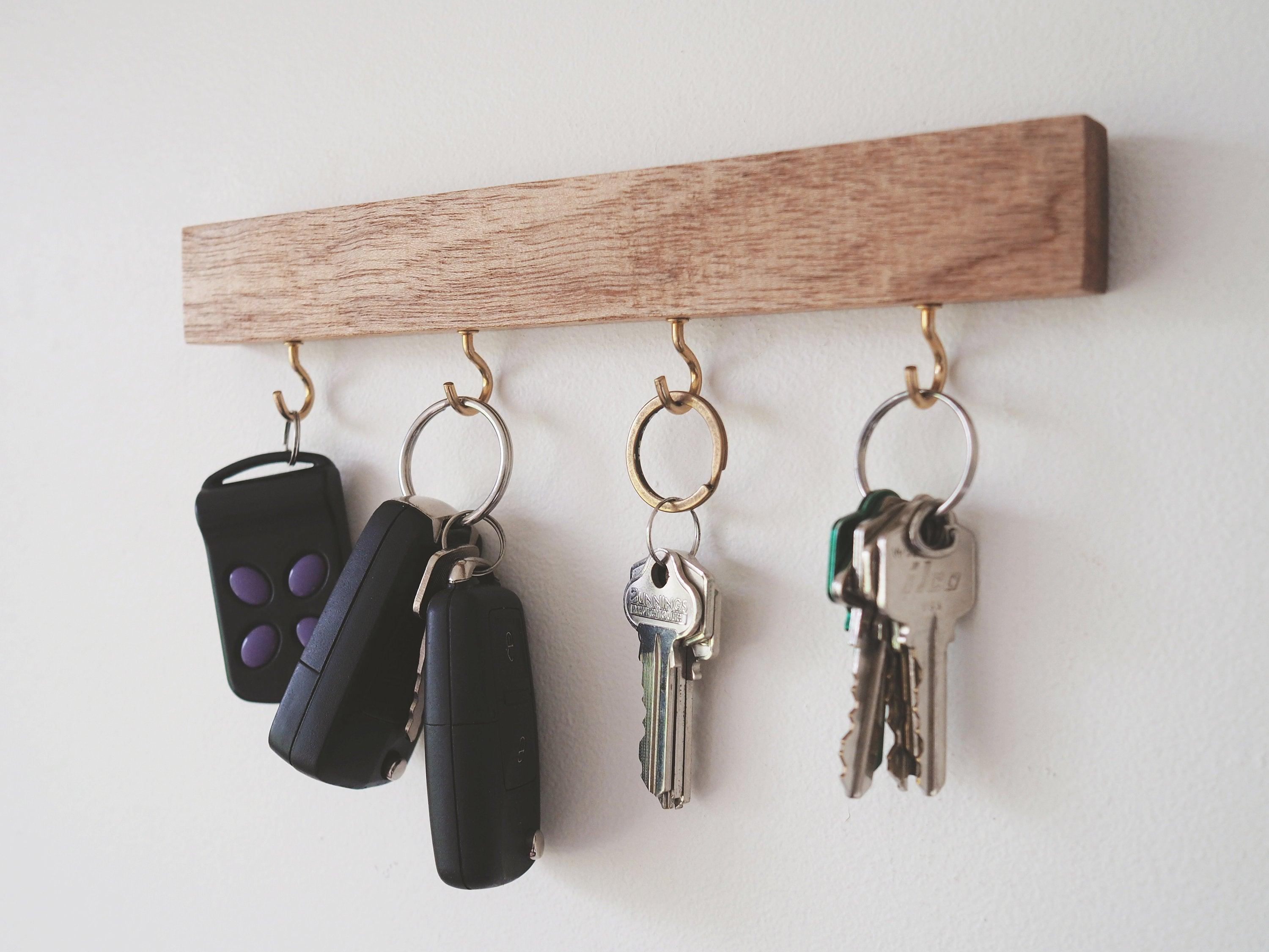 Hook Key Holder