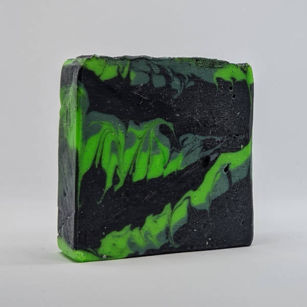 Aurora Borealis hand and body soap.