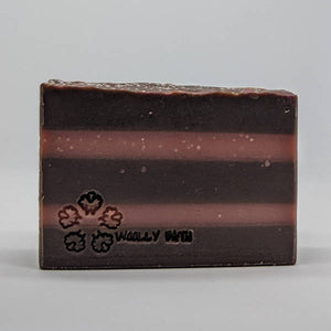 Black Forest Cake hand and body soap.