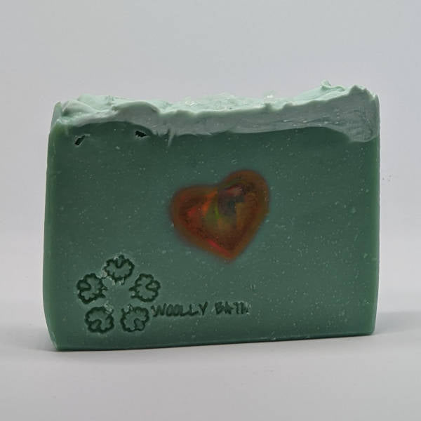 Cranberry and Pear hand and body soap.