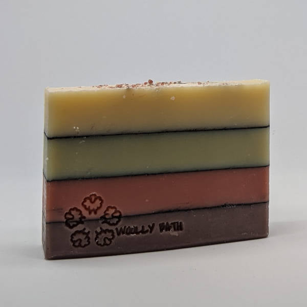 Natural Beauty hand and body soap.