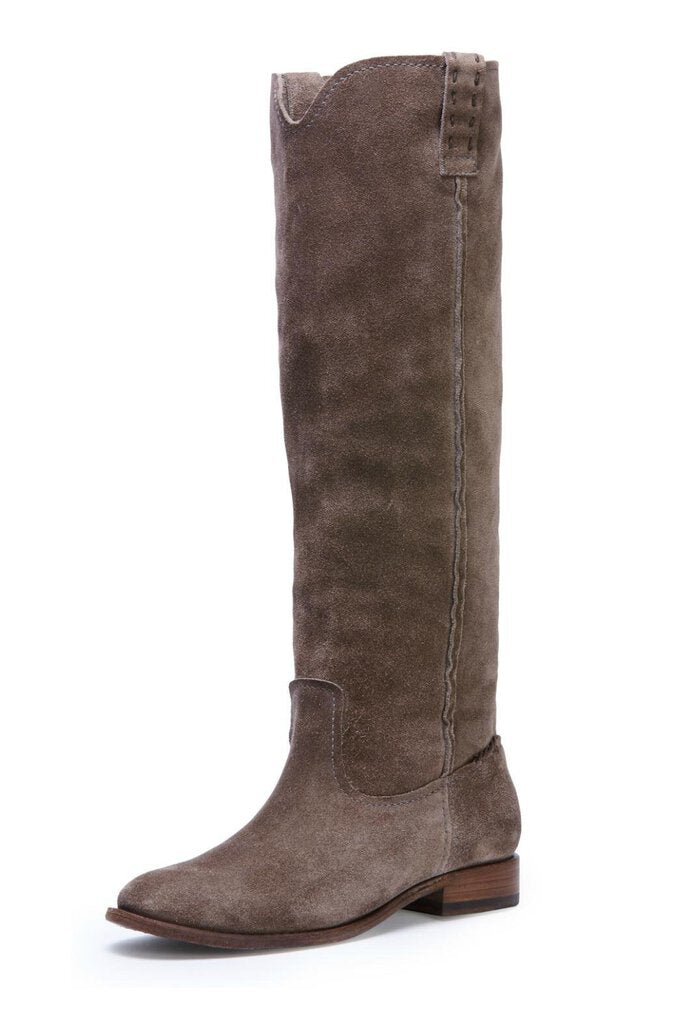 Cara Tall Suede Boots