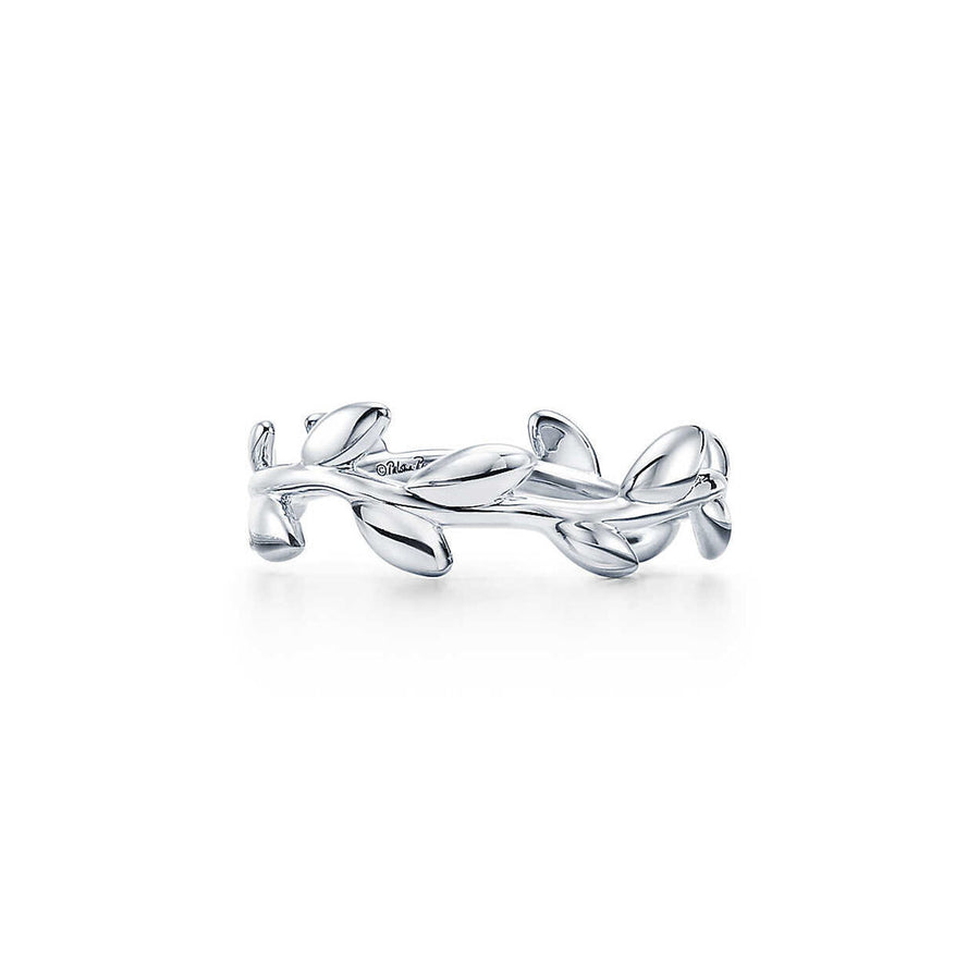 tiffany & co ring laurel wreath