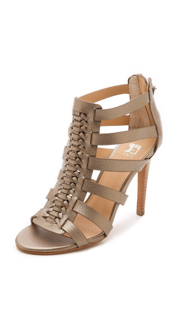 Pearce Cage Strappy Sandals