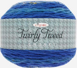 King Cole - Twirly Tweed Chunky - 8 Colours