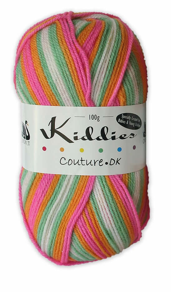 Cygnet - Kiddies Couture DK Prints - 3 Colours