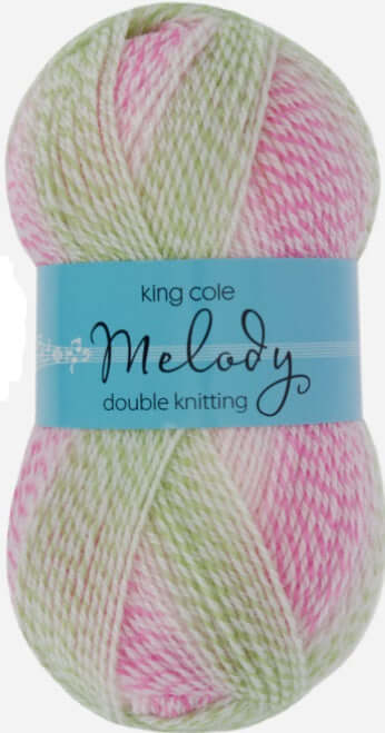 King Cole - Melody DK - 7 Colours
