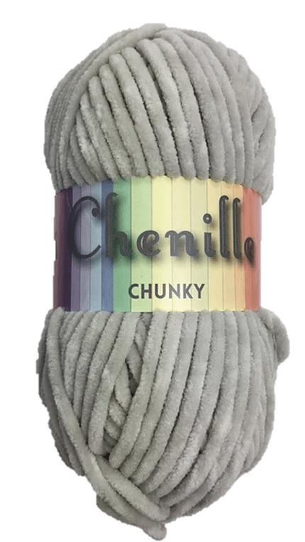 Cygnet - Chenille Chunky - 11 Colours