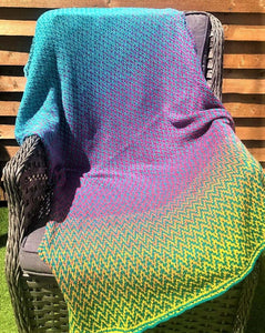 Starlight Blanket Pattern - Instant Download