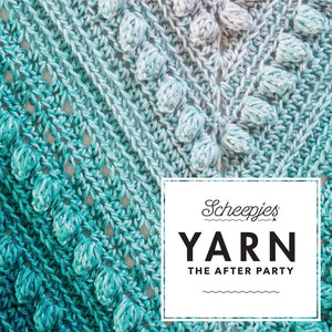 Scheepjes Yarn The After Party no. 09 - Stormy Day Shawl (booklet)