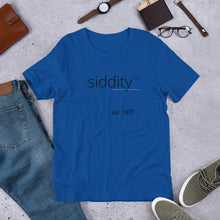 Load image into Gallery viewer, siddity logo tee (unisex)