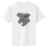 Small Black - Ribbon 2020 T-Shirt (WHITE)